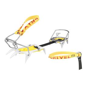 Grivel Ski Tour SkiMatic 2.0 - Crampons - jaune/argent